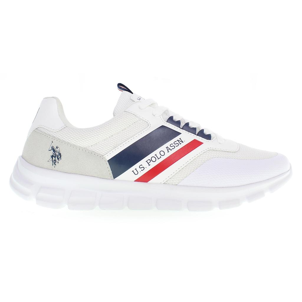 U.S. Polo Assn Sneaker »GARY«, in auffälliger Farbkombi