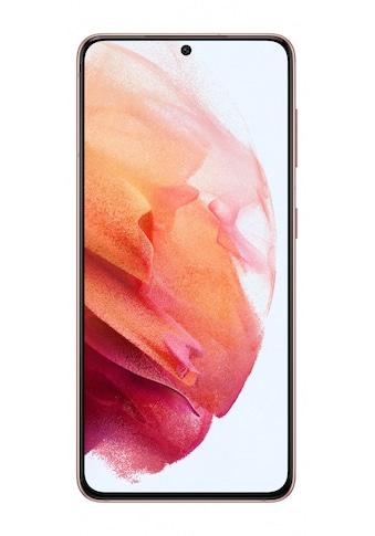 """Samsung Smartphone »Galaxy S21 5G«, (15,75 cm/6,2 """", 128 GB Speicherplatz, 64 MP Kamera) kaufen"""