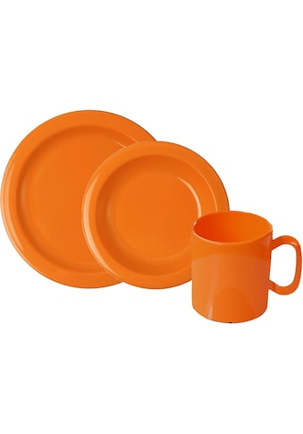 WACA Frühstücks - Set (6 - tlg.), Kunststoff kaufen