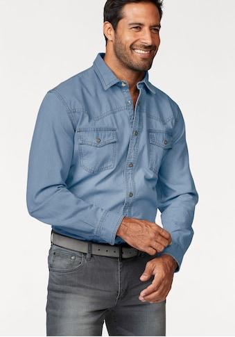 Arizona Jeanshemd, Western Stil kaufen