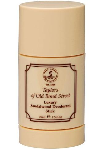 Taylor of Old Bond Street Deo-Stift »Deodorant Stick Sandalwood« kaufen
