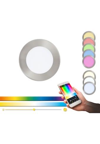 EGLO Einbauleuchte »FUEVA-C«, LED-Board, Neutralweiß-Tageslichtweiß-Warmweiß-Kaltweiß,... kaufen