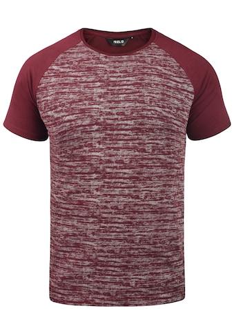 Solid Rundhalsshirt »Mevio« kaufen