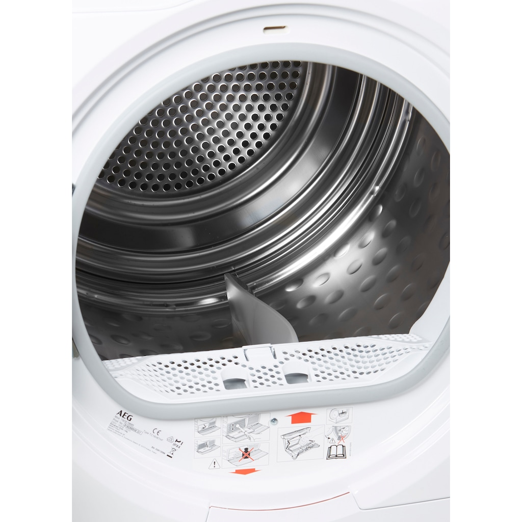 AEG Wärmepumpentrockner