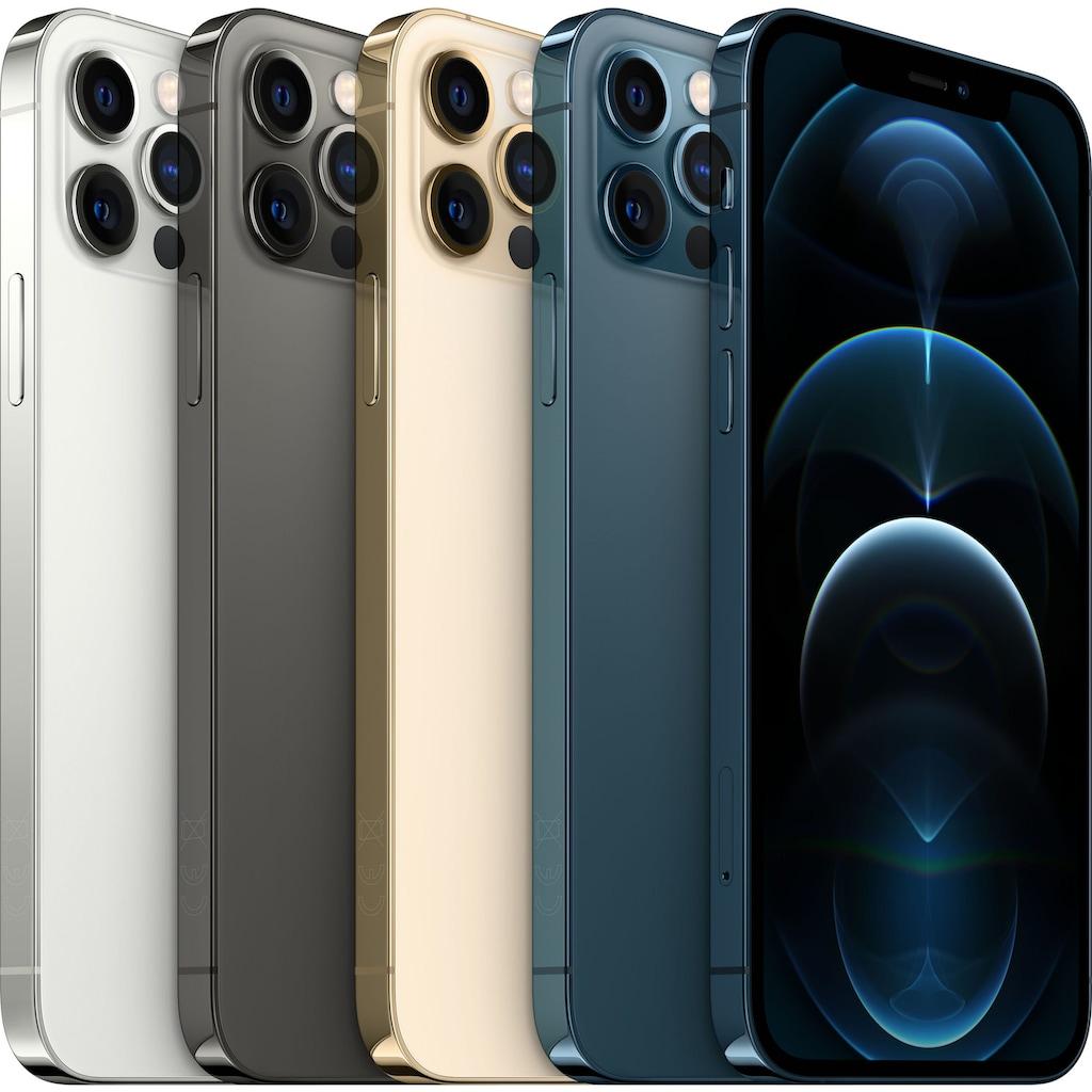 "Apple Smartphone »iPhone 12 Pro - 128 GB«, (15,5 cm/6,1 "", 128 GB Speicherplatz, 12 MP Kamera)"