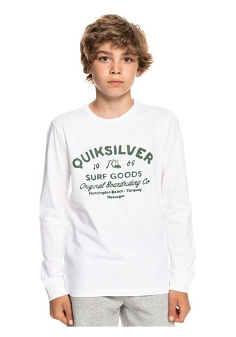 Quiksilver Langarmshirt »Closed Tion« kaufen