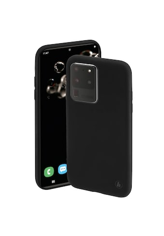 "Hama Smartphone-Hülle »Smartphone-Cover ""Finest Feel""«, Galaxy S20 Ultra 5G, für... kaufen"