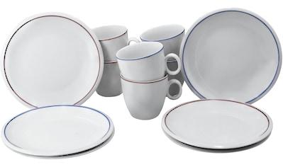 "Retsch Arzberg Kaffeeservice ""Oslo"" (12 - tlg.), Porzellan kaufen"