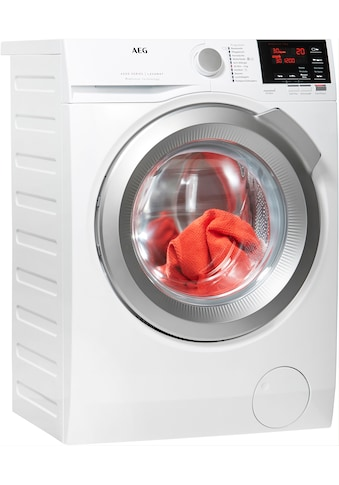AEG Waschmaschine »L6FBA48«, 6000, L6FBA48, 8 kg, 1400 U/min, ProSense - Mengenautomatik kaufen