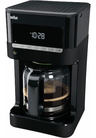 Braun Filterkaffeemaschine KF 7020, Papierfilter 1x4 kaufen