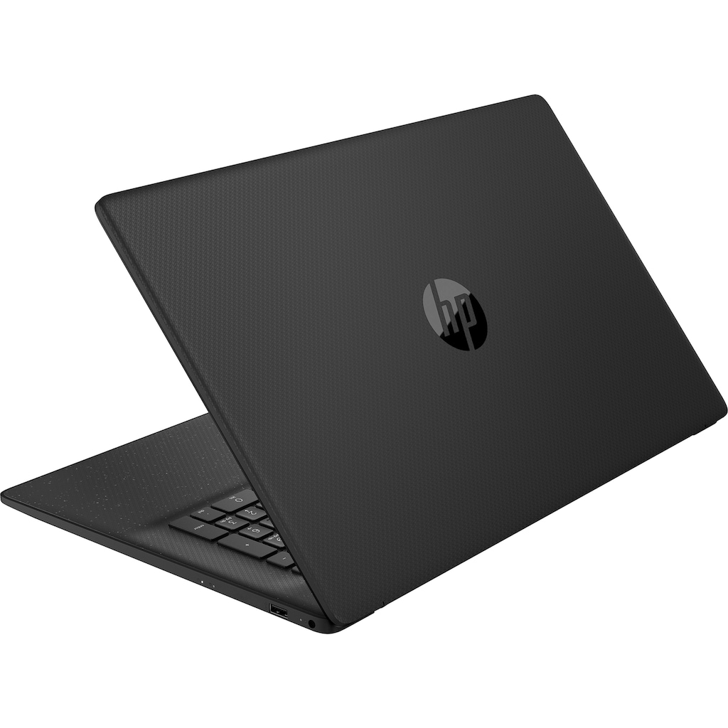 "HP Notebook »17-cn0216ng«, (43,9 cm/17,3 "" Intel Pentium Gold UHD Graphics\r\n 512 GB SSD), Fingerabdruckleser"