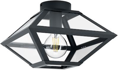 EGLO Deckenleuchte »CASEFABRE«, E27, Deckenlampe kaufen