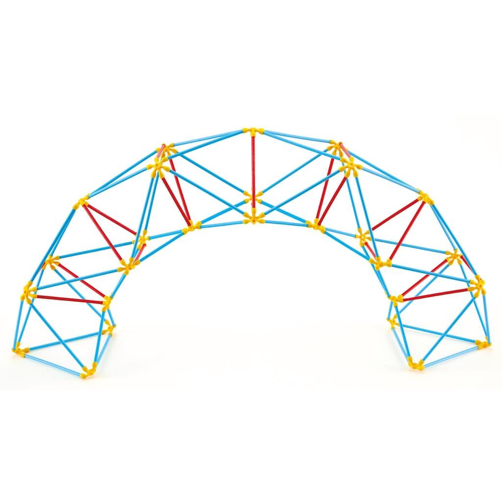 Hape Konstruktionsspielsteine »Architektur-Bausatz«, (177 St.)