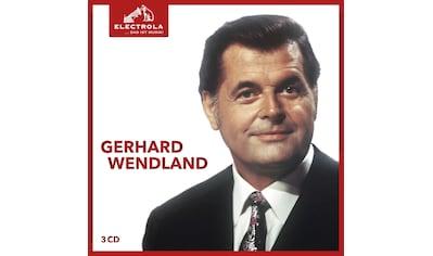 Musik-CD »Electrola...Das Ist Musik! / Wendland,Gerhard« kaufen