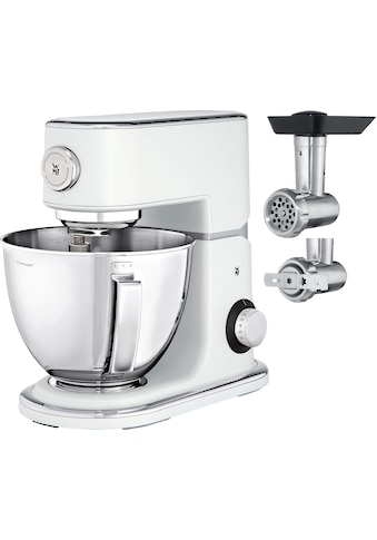 WMF Küchenmaschine »Profi Plus, weiß«, 1000 W, 5 l Schüssel, mit Gratis... kaufen