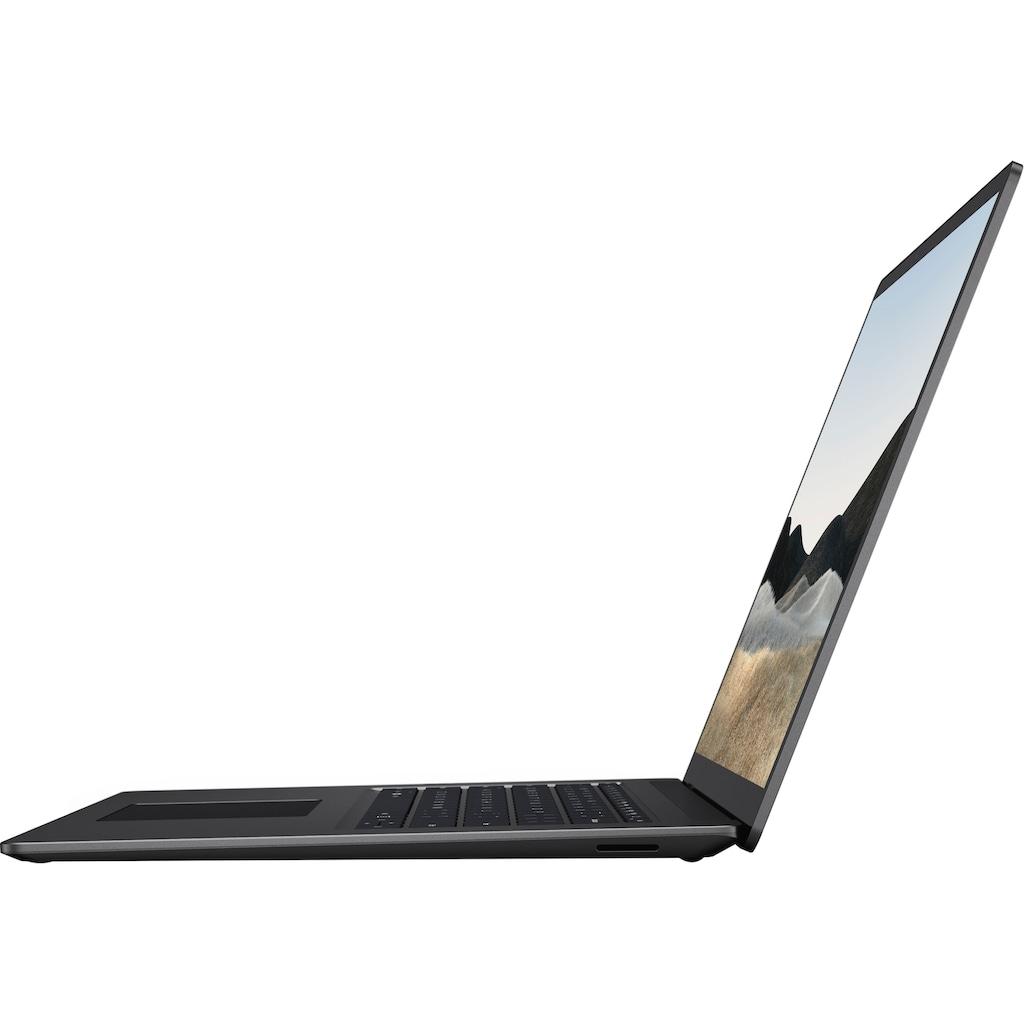 "Microsoft Notebook »Surface Laptop 4«, (38,1 cm/15 "" Intel Core i7 Iris Plus Graphics\r\n 1000 GB SSD)"