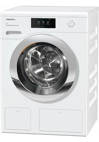 Waschmaschine Frontlader, Miele, »WCR860 WPS PWash2.0&TDos XL&WiFi W1« kaufen