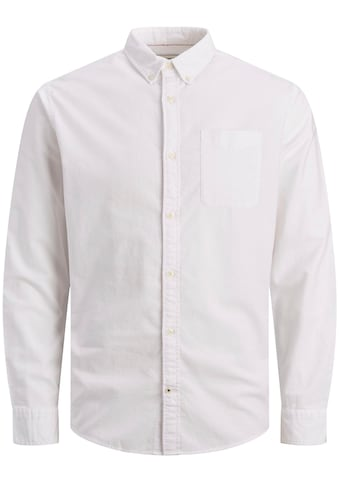 Jack & Jones Langarmhemd »OXFORD SHIRT« kaufen