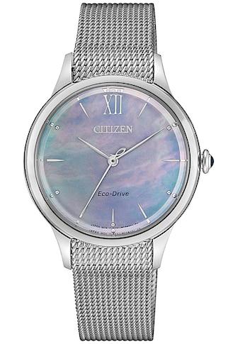 Citizen Solaruhr »EM0810-84N« kaufen