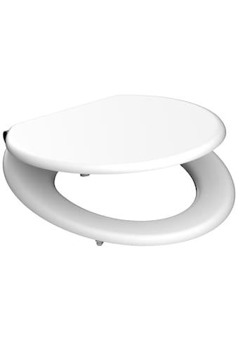 SCHÜTTE WC - Sitz »MDF WC -  Sitz mit Holzkern & Absenkautomatik« kaufen