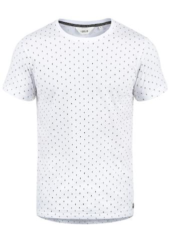 Solid Rundhalsshirt »Aaron« kaufen