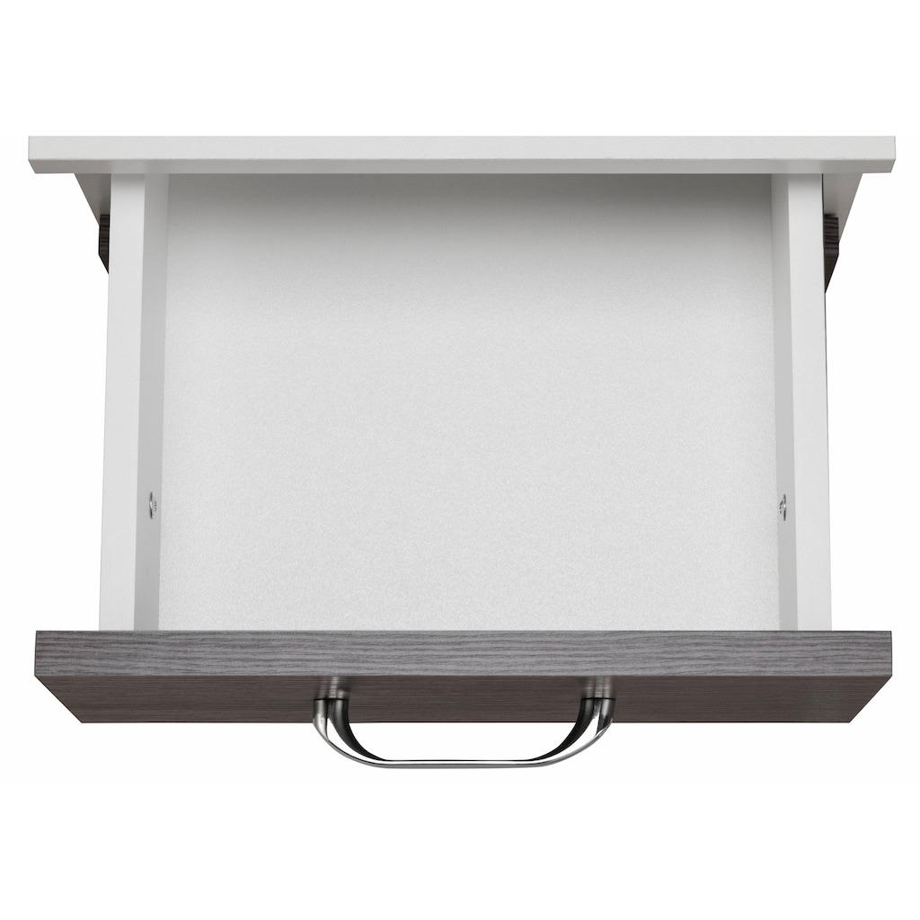 Schildmeyer Unterschrank »Java«, Breite 30 cm, mit 1 Tür, 1 Schublade & Metallgriffen