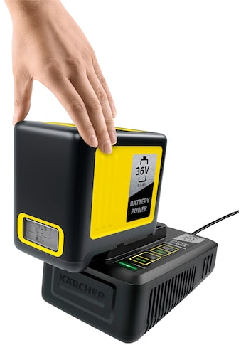 KÄRCHER Akku »Starter Kit Battery Power 36/50«, 36 V, 5 Ah, inkl. Ladegerät kaufen