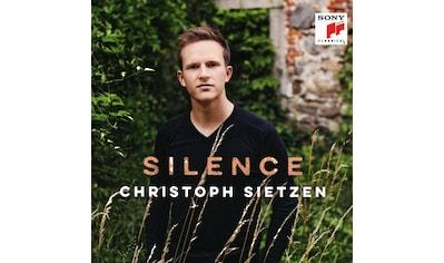 Musik-CD »Silence / Sietzen,Christoph« kaufen