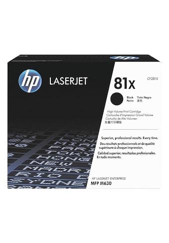 HP Druckkassette HP 81X kaufen