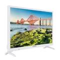 "Telefunken LED-Fernseher »XH24J501VD-W«, 60 cm/24 "", HD-ready, Smart-TV"