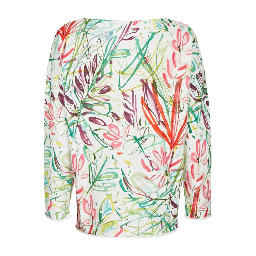 Daniel Hechter Sweatshirt, mit floralem Muster