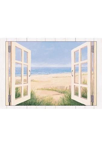 Home affaire Kunstdruck »Spring Day Morning«, 112,4/82,4 cm kaufen