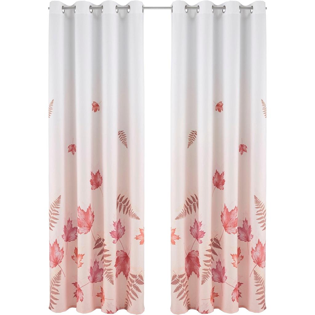 my home Vorhang »Farn«