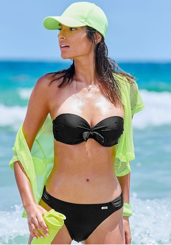 Venice Beach Bügel-Bandeau-Bikini, mit Zierschleife kaufen