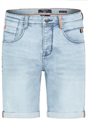SUBLEVEL Jeansbermudas, im 5-Pocket-Look kaufen