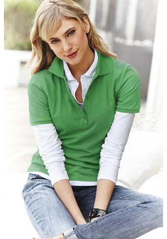 Poloshirt Basic kaufen