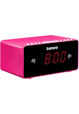 Lenco Uhrenradio »CR-510«, (FM-Tuner) kaufen