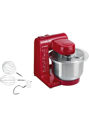 BOSCH Küchenmaschine MUM44R1, 500 Watt, Schüssel 3,9 Liter kaufen