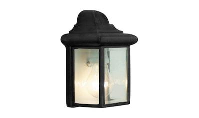 Brilliant Leuchten Newport Außenwandleuchte schwarz kaufen
