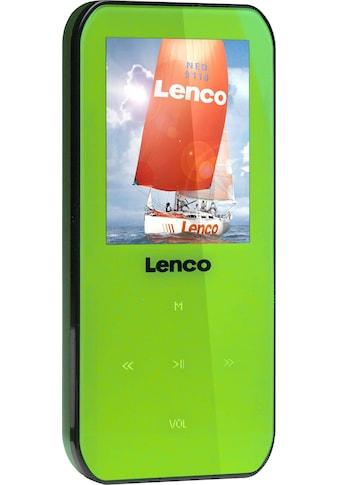 Lenco MP3-Player »XEMIO-655«, (4 GB) kaufen