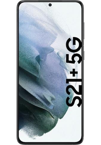 """Samsung Smartphone »Galaxy S21+ 5G«, (16,95 cm/6,7 """", 256 GB, 12 MP Kamera), 3 Jahre... kaufen"""
