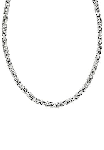 Firetti Königskette »Königskettengliederung 4-kant, 4,0 mm breit«, Made in Germany kaufen