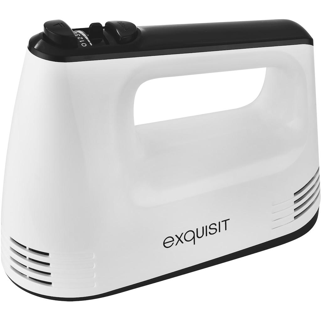 exquisit Handmixer »MH 3002 we«, 250 W