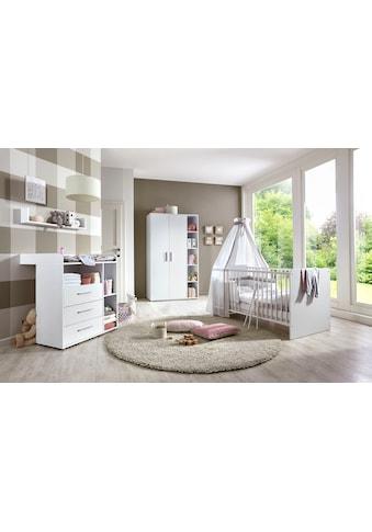 BMG Babyzimmer - Komplettset »Luis« (4 - tlg) kaufen