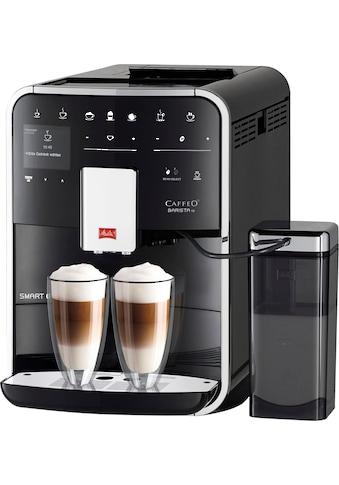 Melitta Kaffeevollautomat »CAFFEO Barista TS Smart® F85/0-102, schwarz« kaufen