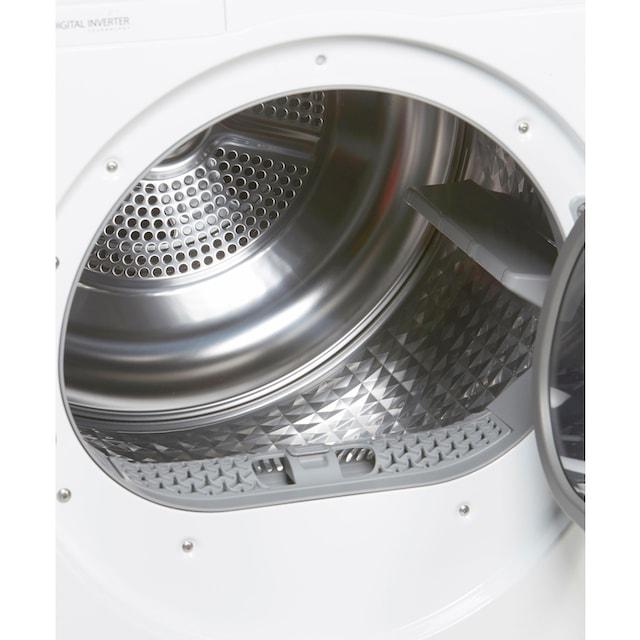 Samsung Wärmepumpentrockner DV5500 DV81M5210QW/EG, 8 kg