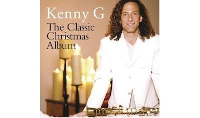 Musik-CD »The Classic Christmas Album / Kenny G« kaufen