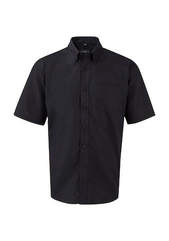 Russell Kurzarmhemd »Collection Oxford Herren Hemd, Kurzarm, pflegeleicht« kaufen