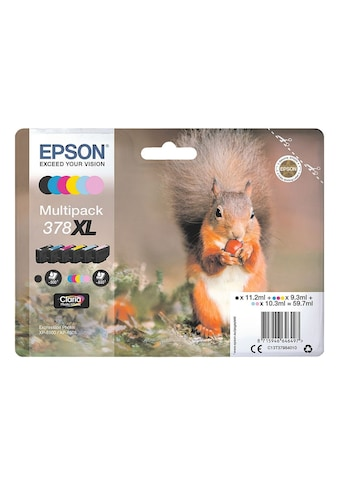 Epson Tintenpatrone Multipack 6-farbig kaufen