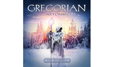 Musik-CD »Holy Chants / Gregorian« kaufen